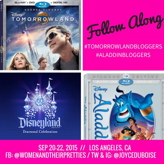 Follow along- #TomorrowlandBloggers