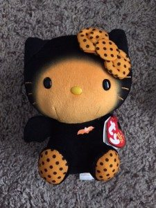 Hello Kitty Plush from Papyrus