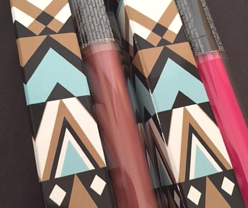 Kismet Liquid Lipsticks - The Succulent Collection