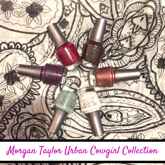 Morgan Taylor Urban Cowgirl Collection #Bblogger