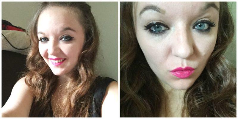 StormSisters Lipstick - Sara Swatch
