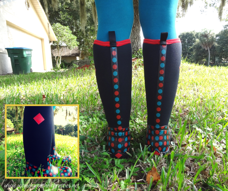 The Original Muck Boot Company - Polka Dot Winter Boots (1)