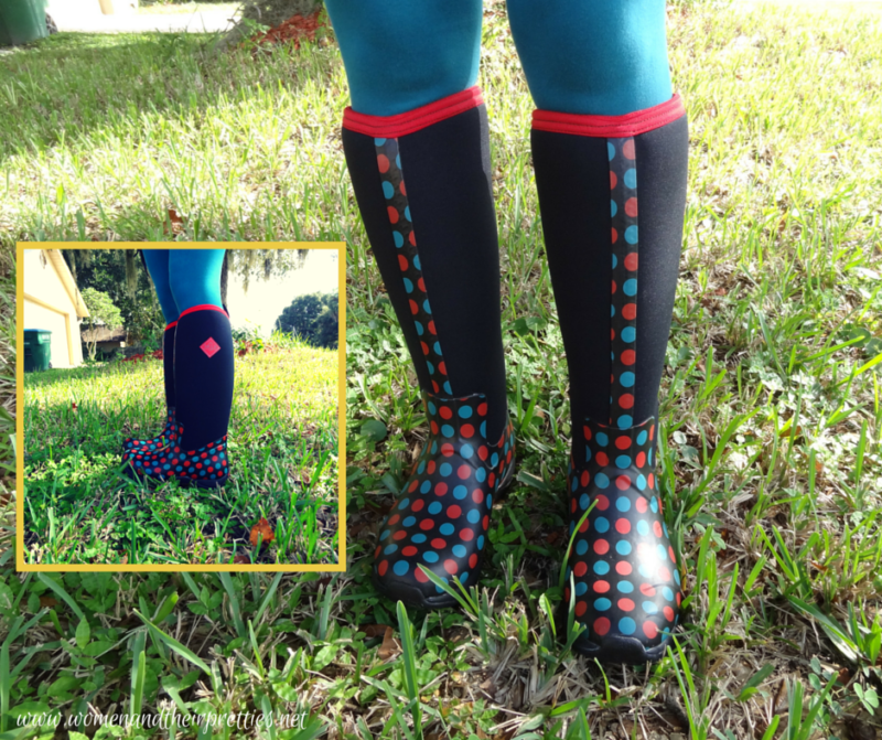 The Original Muck Boot Company - Polka Dot Winter Boots