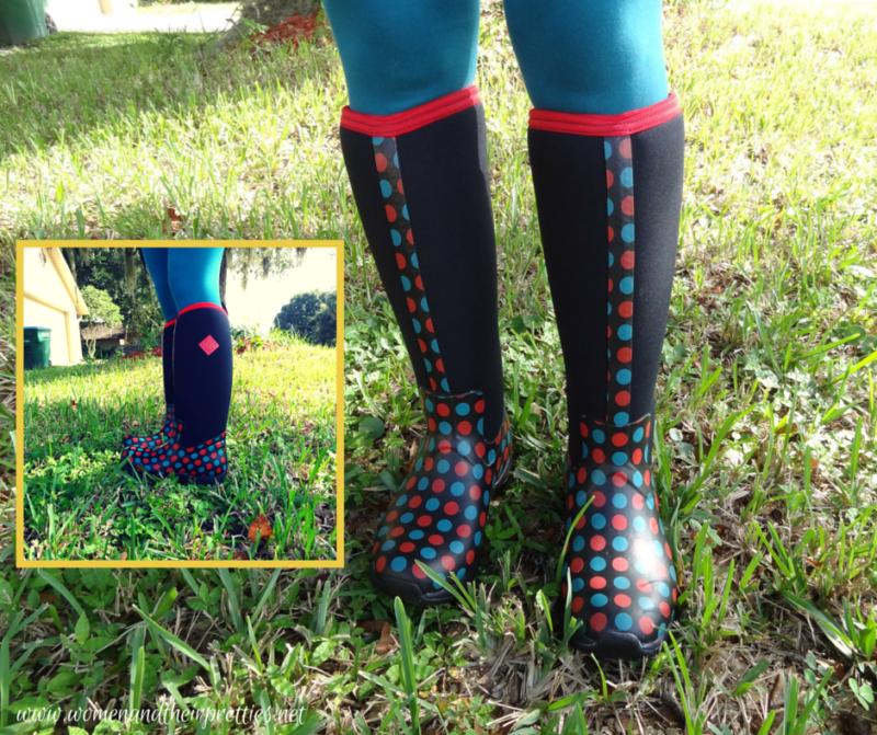 The Original Muck Boot Company - Polka Dot Winter Boots