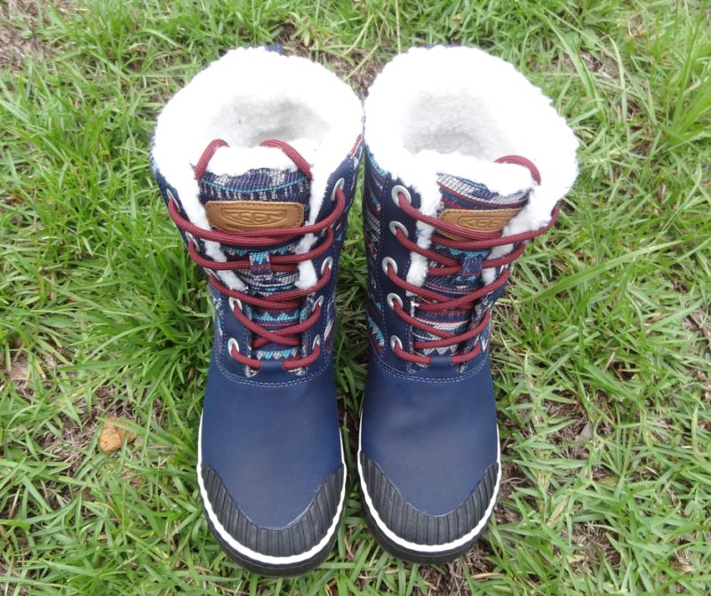Welcome Bad Weather with KEEN Footwear - Elsa Boots