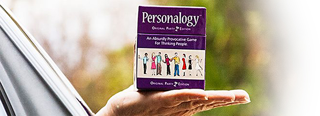Personalogy Game - Great Conversation Starter