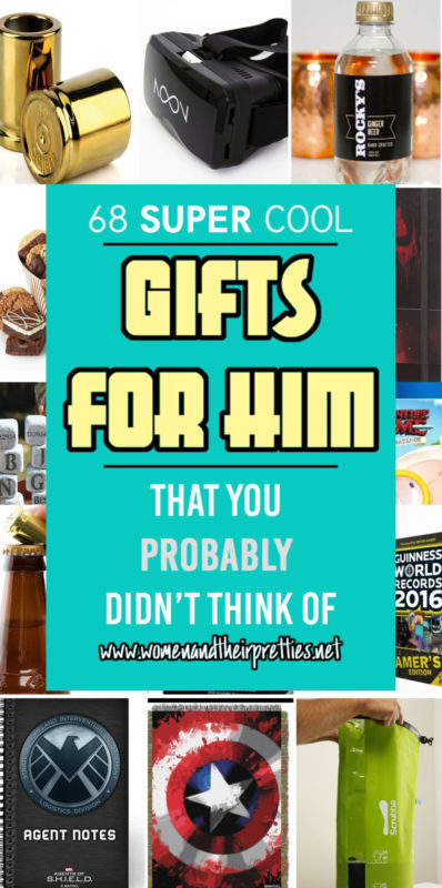 68 Gifts For Him that you probably didn't think of