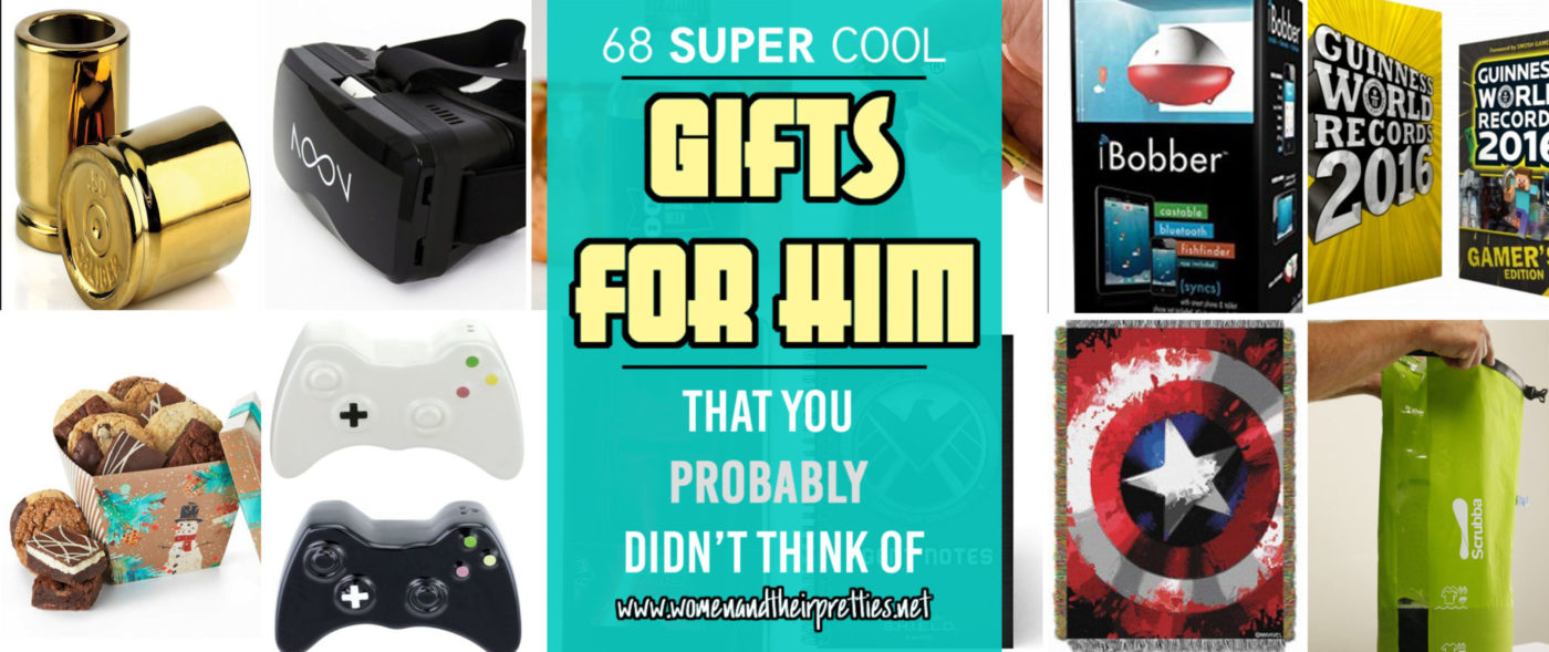 68 Gifts For Him that you probably didn't think of horizontal