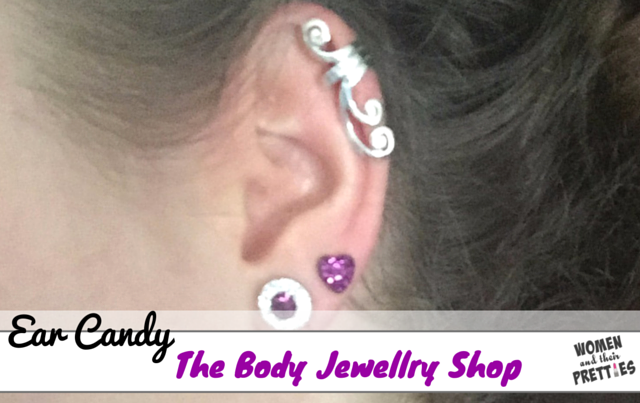 Affordable Ear Candy from The Body Jewellry Shop