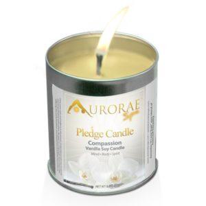 Aurorae Candle