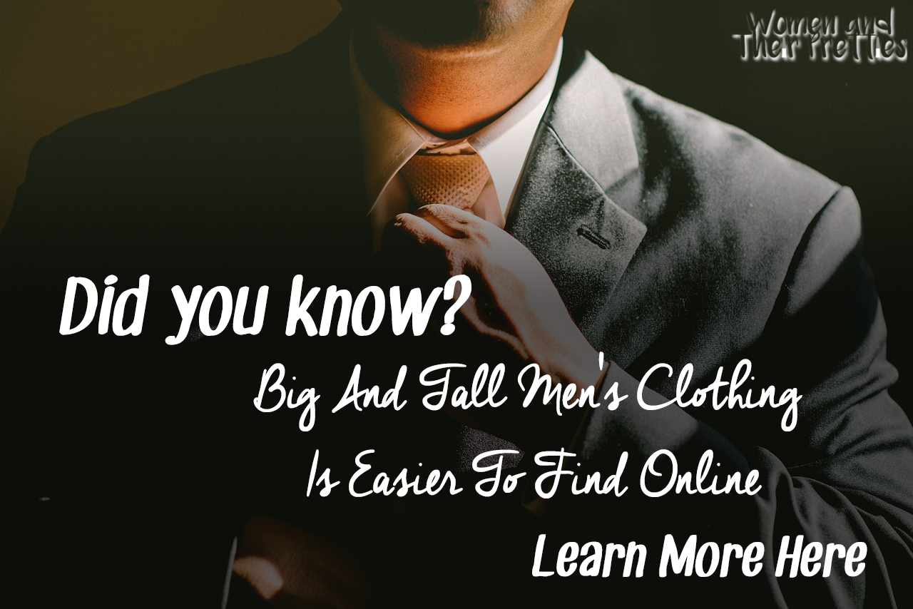 BIg and Tall Mens Clothing ONline