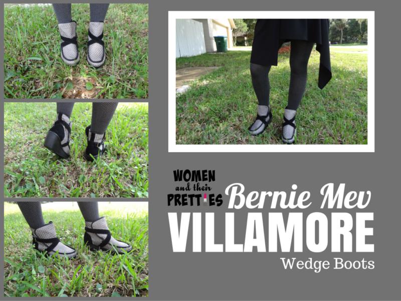 Bernie Mev - Unique Shoe Designs for Fall