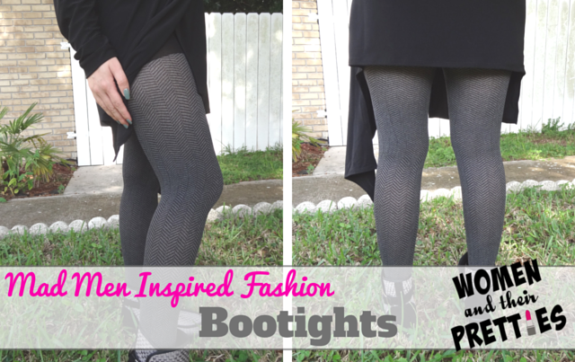 Bootights - Mad Men Inspired Fashion