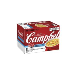 Campbells Single Serve Soups