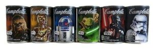 Campbells Star Wars