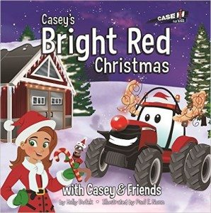 Caseys Bright Red Christmas