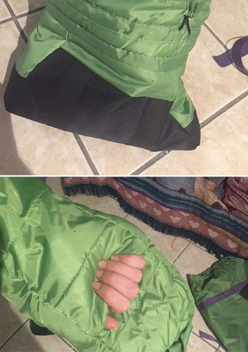 Celebrate Halloween and Sleepovers with Selk'bag - Marvel Collection - Hulk Costume (1)