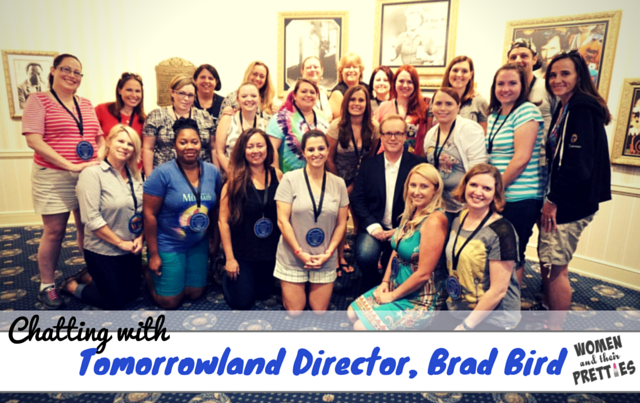 Chatting With Tomorrowland Director, Brad Bird #TomorrowlandBloggers