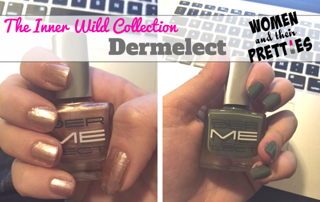 Dermelect Cosmeceuticals - The Inner Wild Collection - Fall 2015 Collection