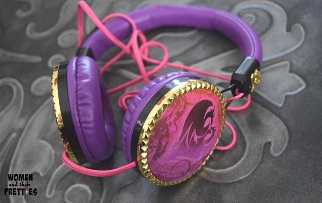 Disney Descendants Headphones (1)