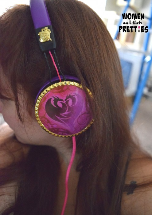 Disney Descendants Headphones (3)