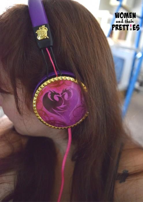Disney Descendants Headphones (3)