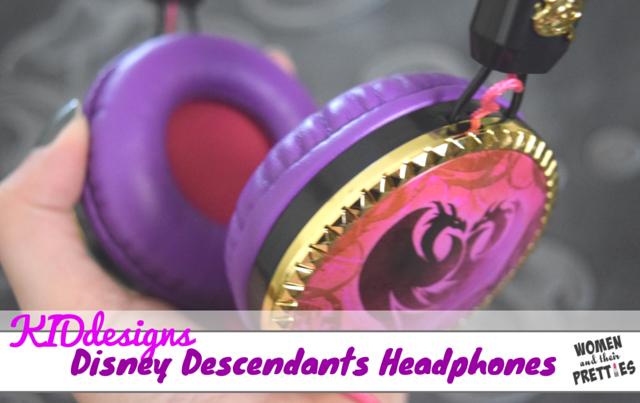 Disney Descendants Headphones