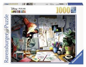 Disney Pixar The Artists Desk - Disney Gift Guide