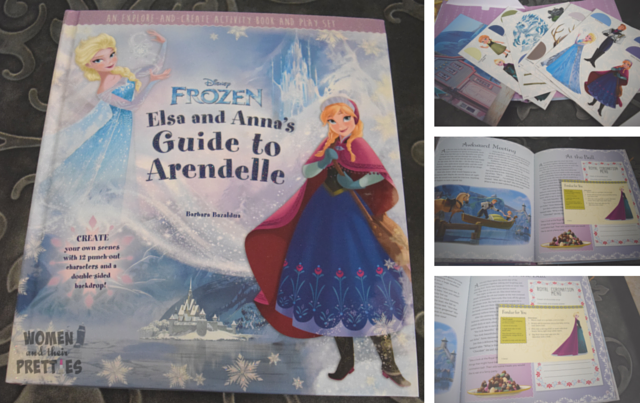Disney Princess Books - Classic Disney Princesses and Frozen Books #GiftsForKids (2)