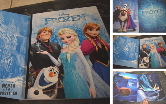 Disney Princess Books - Classic Disney Princesses and Frozen Books #GiftsForKids (3)