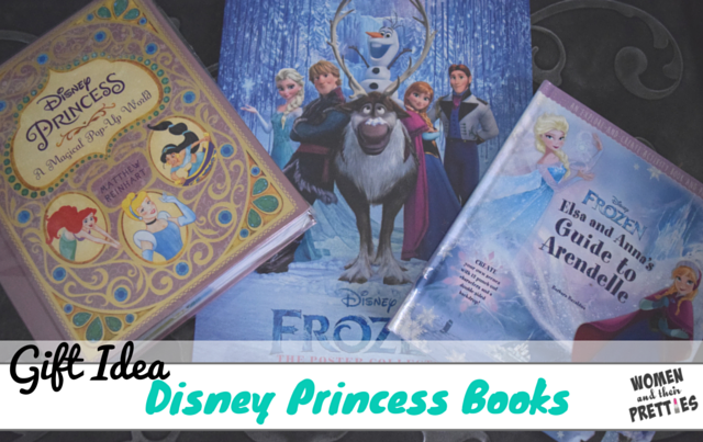 Disney Princess Books - Classic Disney Princesses and Frozen Books #GiftsForKids