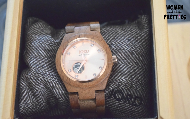 Fashionable, Handcrafted Wood Watches from JORD #JordWatch (1)