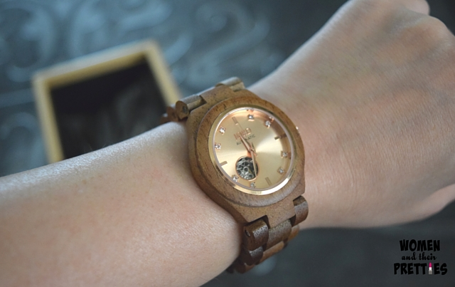 Fashionable, Handcrafted Wood Watches from JORD #JordWatch (2)