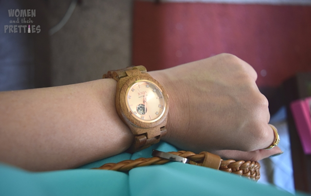 Fashionable, Handcrafted Wood Watches from JORD #JordWatch (5)