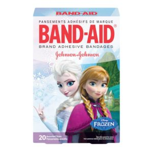 Frozen Band-aids