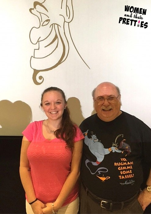 Eric Goldberg and I