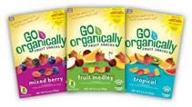 Go Organically Original Fruit Snacks