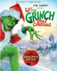 How the Grinch Stole Christmas Grinchmas Editions