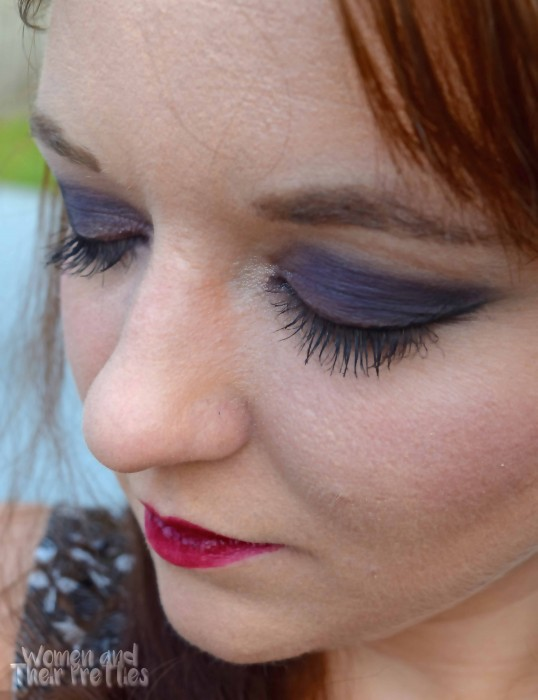 It Cosmetics Review - Naturally Pretty Romantics Palette - How to do a smokey eye