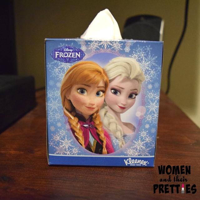 Kleenex - Limited Edition Frozen Designs (1)