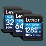 Lexar Platinum SD Card