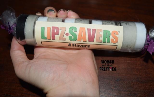 Lipz Savers - Lip Scrub Gift Roll (1)