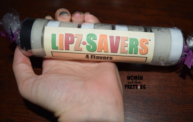 Lipz Savers - Lip Scrub Gift Roll (1)