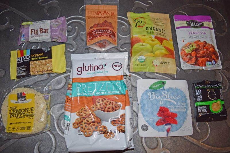 Love With Food - Gluten Free Options / Missing Items