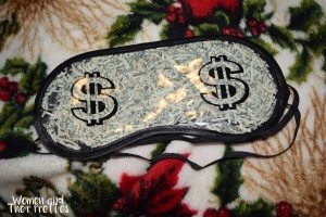 Money Sleeping Mask