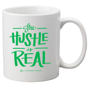 Mug_The Hustle