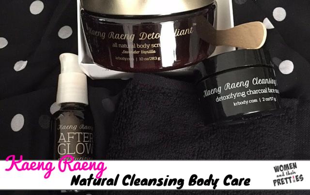 Natural Cleansing Body Care - Kaeng Raeng