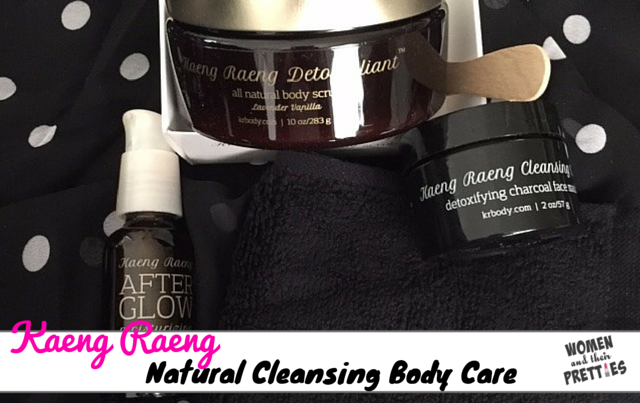 Natural Cleansing Body Care - Kaeng Raeng
