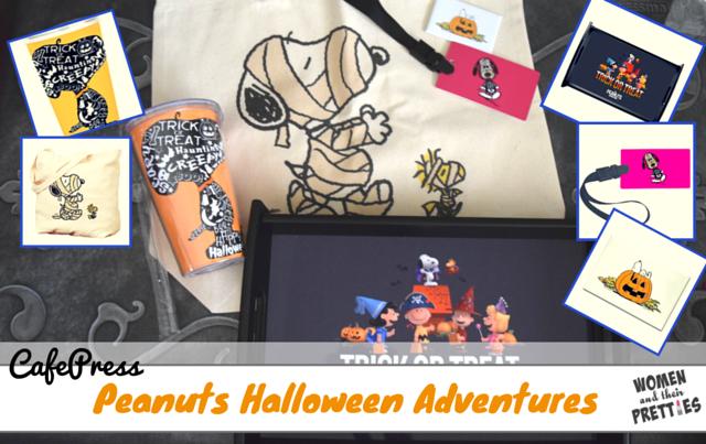 PEANUTS Halloween Giveaway