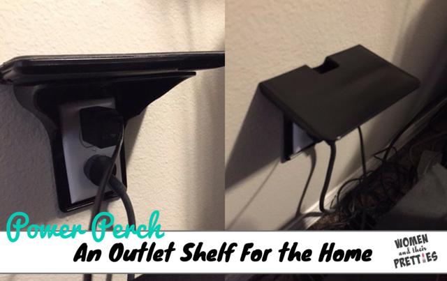 Power Perch - Outlet Shelf